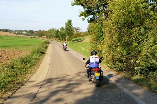 Motorrijbewijspoint Amsterdam examengarantie