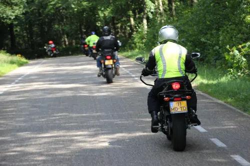Motorrijbewijspoint Amsterdam motor lesplan