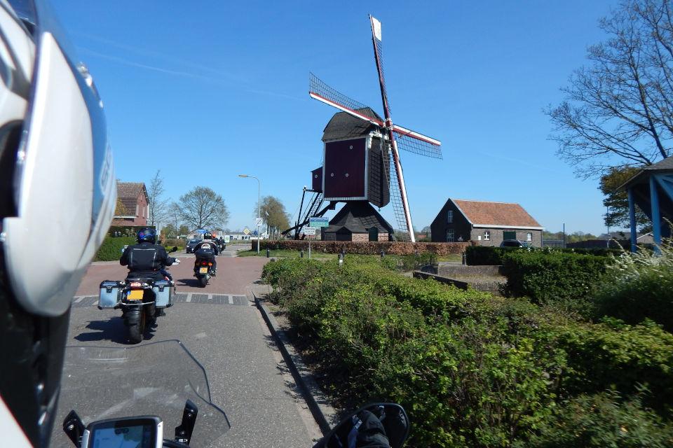 Motorrijbewijspoint Amsterdam motorrijlesplan